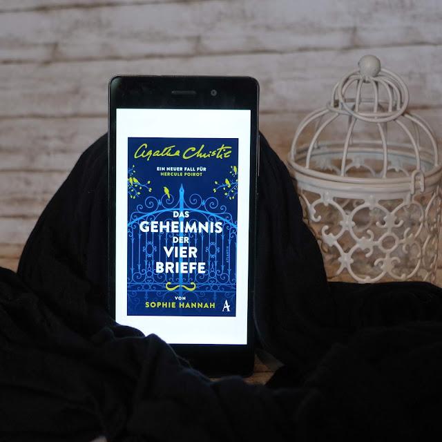 [Books] Sophie Hannah - Das Geheimnis der vier Briefe (Ein neuer Fall für Hercule Poirot)