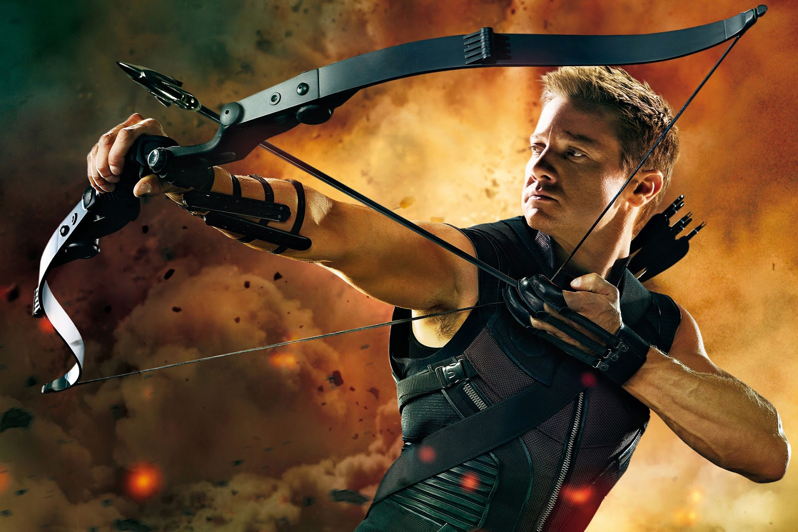 Jeremy Renner is up for a Hawkeye Netflix series | The Movie Bit