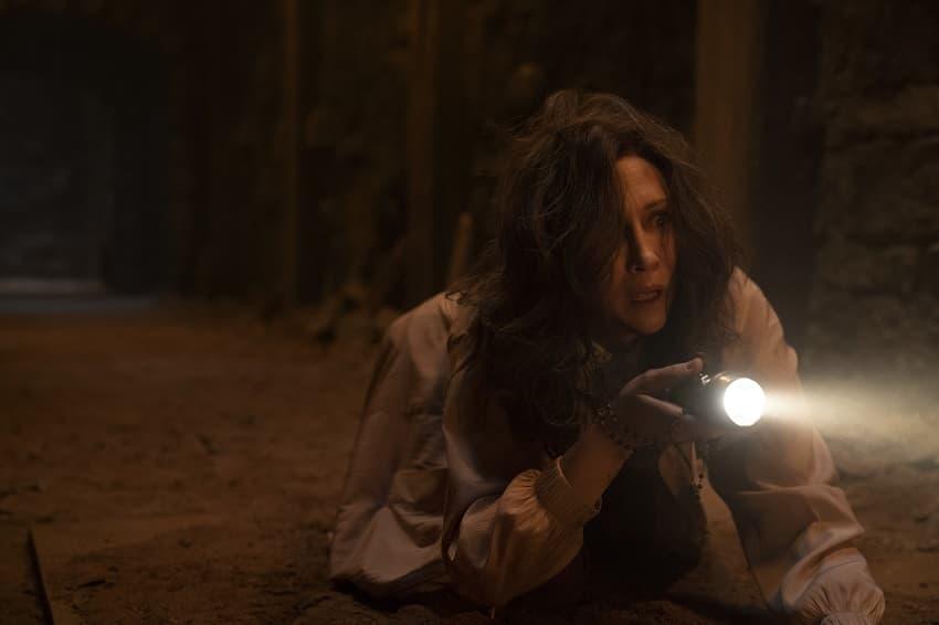 «Заклятие 3: По воле дьявола» (2021) - разбор и объяснение сюжета и концовки. Спойлеры! - 02
