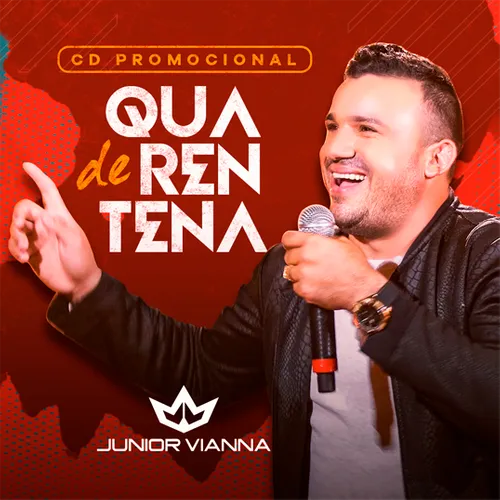 Junior Vianna - CD de Quarentena - Promocional de Maio - 2020