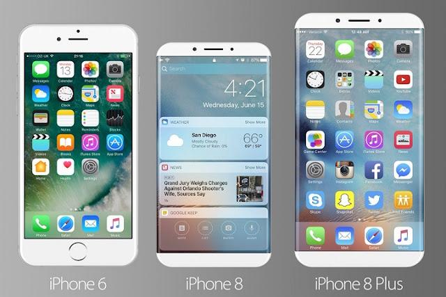 iPhone 8 plus özellikler