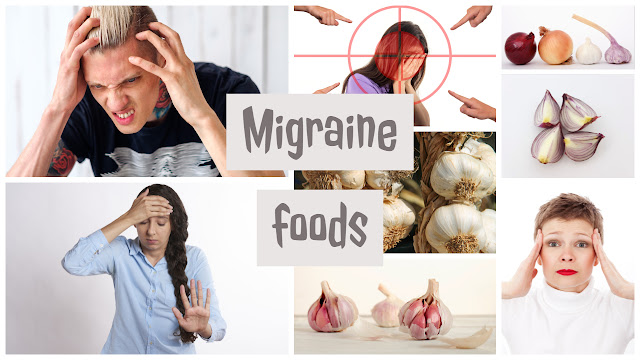 Migraines and food