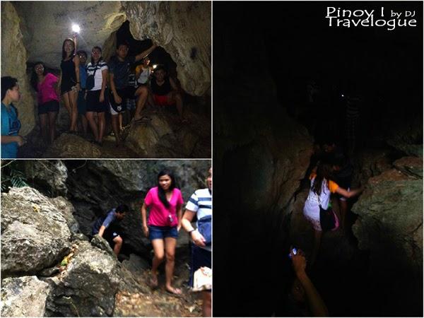 Minalungao Cave exploratoin