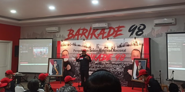 Benny Rhamdani Minta Amien Rais Tak Pakai Lagi Gelar 'Bapak Reformasi'