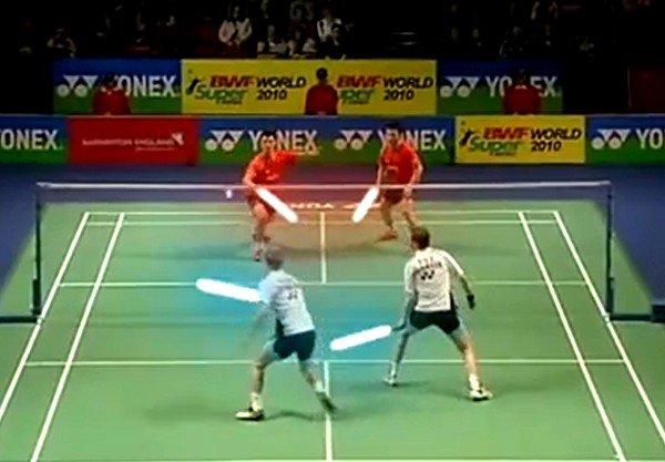 7 jenis manusia yang korang akan jumpa setiap kali keluar main badminton