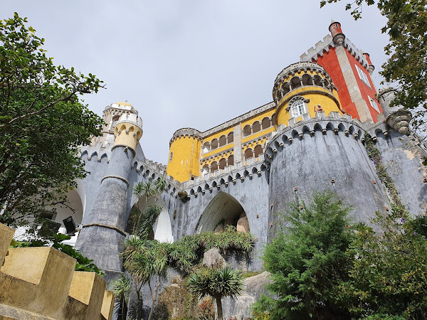 Sintra: Exploring Pena Palace and Park