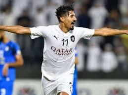 بونجاح يعود و يسجل امام الدحيل في كاس امير قطر
