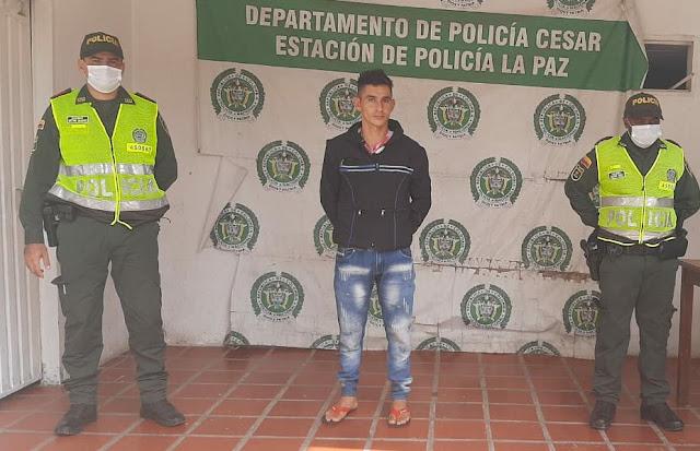 hoyennoticia.com, En la Paz capturado 'El Perrazo' acusado de matar a un reincorporado de las FARC