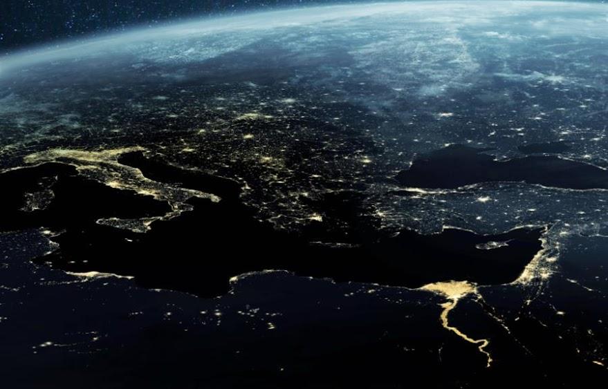 Η Ελλάδα στο νέο γεωπολιτικό χάρτη του 2021