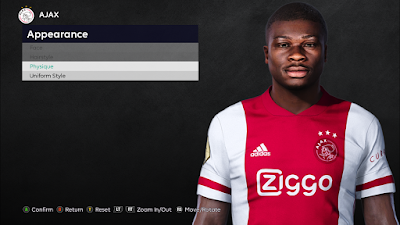PES 2021 Faces Brian Brobbey by Rachmad ABs
