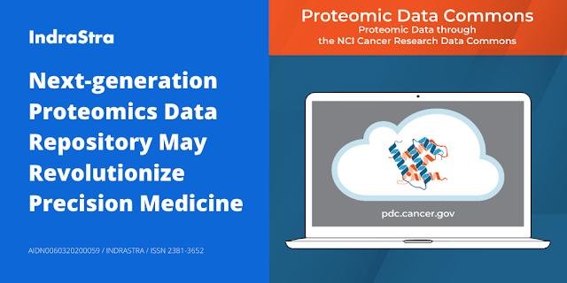 Next-generation Proteomics Data Repository May Revolutionize Precision Medicine