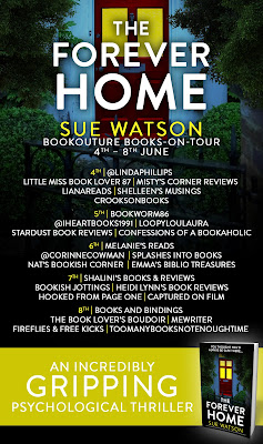 Blog Tour: The Forever Home by Sue Watson
