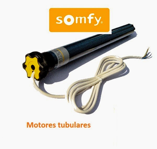 Motor Somfy SuperGradhermetic