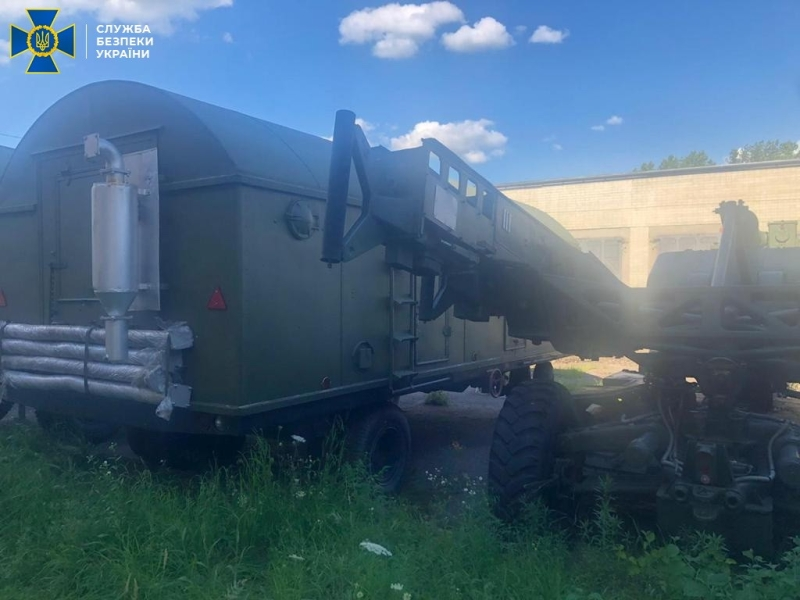 Приватна компанія незаконно ввезла в Україну три ЗРК С-125
