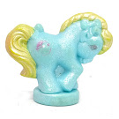 MLP Green Nightcap Pony Year 8 Pretty 'n Pearly Ponies Petite Pony