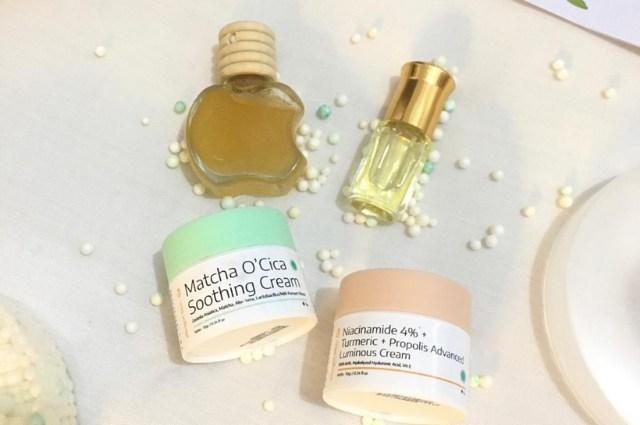 review cream ebgriht skin