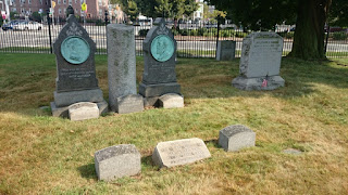 Familiengrab Hugo Wesendonck. Green-Wood Cemetery, Brooklyn, New York