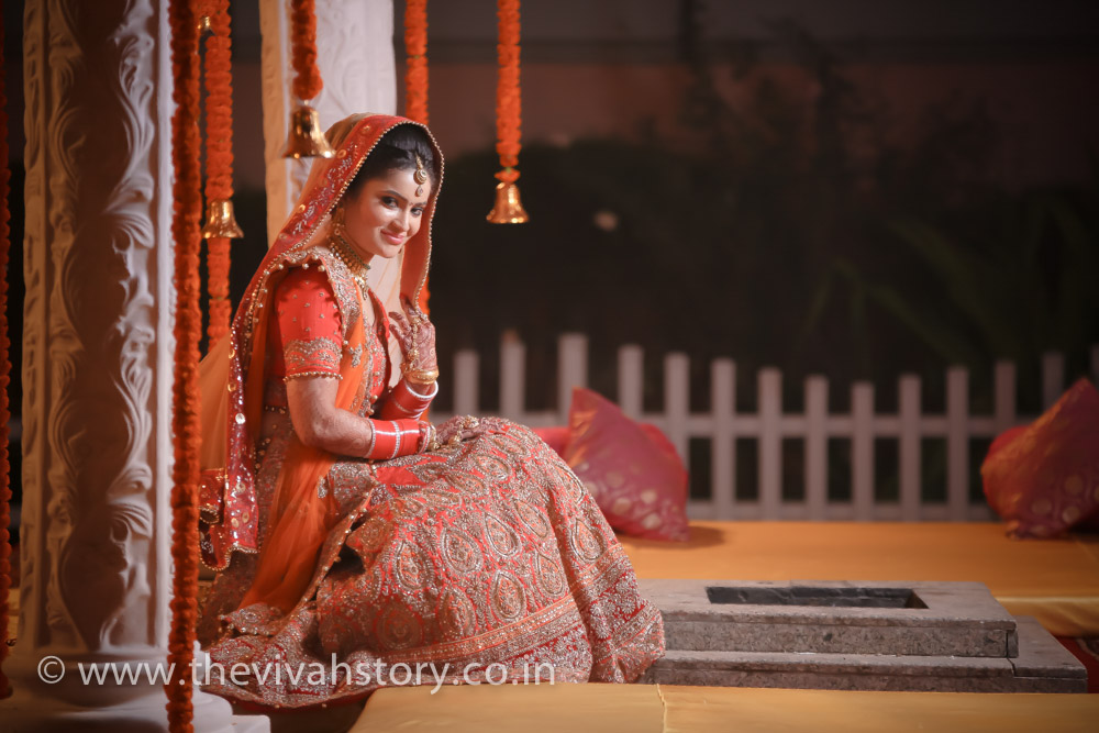 candid wedding photographer in Vishwas Nagar