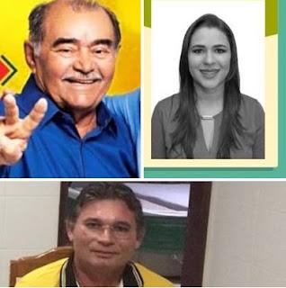 Enquete para prefeito de Riacho dos Cavalos aponta Raimundo Rosendo em 1º lugar