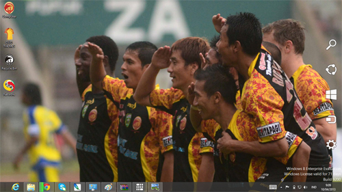 Download Gratis Tema Windows 7 Tema Sriwijaya Fc
