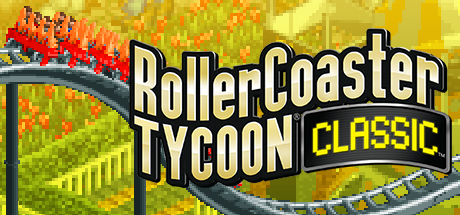 RCTC RCT RollerCoasterTycoon Classic Header
