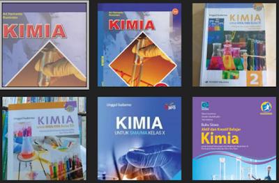 Daftar Buku Pelajaran Kimia SMA Kurikulum 2006