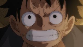 ワンピースアニメ 993話 ワノ国編   ルフィ かっこいい   ONE PIECE Monkey D. Luffy