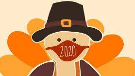 masked turkey graphic