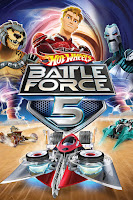 Hot Wheels Battle Force 5 (Season 1 - 2)