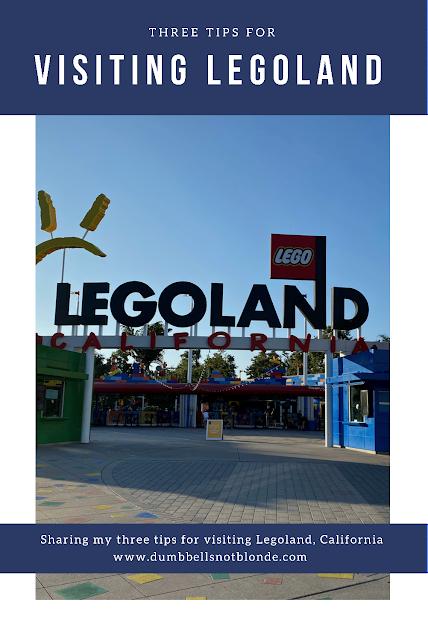 Legoland California sign