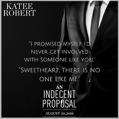 { early } review || AN INDECENT PROPOSAL { early review tour } by Katee Robert