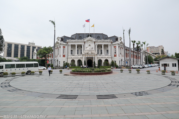 台中西區|台中州廳|國定古蹟|百年歷史建築|舊台中市政府|婚紗熱門景點|免費參觀
