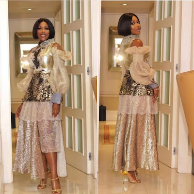 Mo Abudu fashion and style looks latest