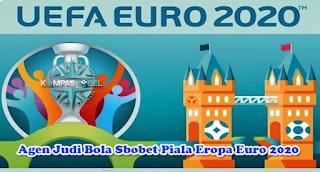 Agen Judi Bola Sbobet Piala Eropa Euro 2020