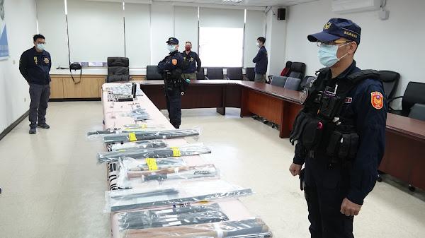 彰化縣警察局過年前掃黑 檢肅治平目標27人到案