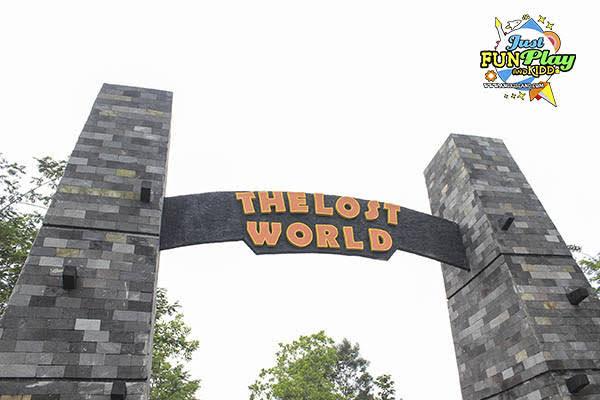 The Lost World Yang Dulu