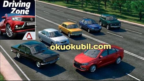 Driving Zone Russia v1.30 Klasik Arabalar Para Hileli Mod Apk İndir