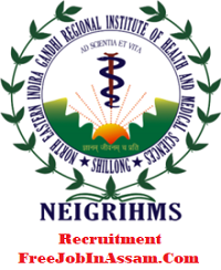 NEIGRIHMS Recruitment 2020: Apply For 10 Manager, Officer, DEO & Others Posts Vacancy