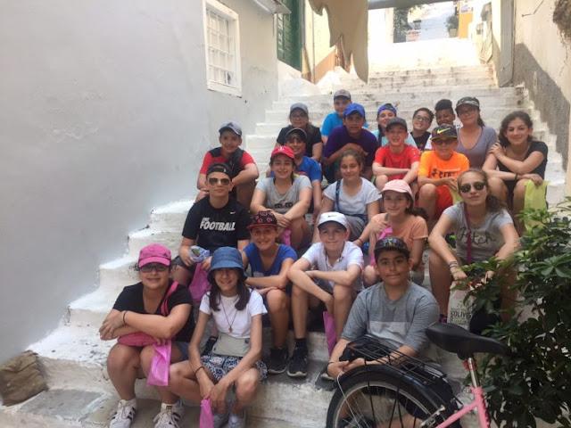 22 Ελληνόπουλα από το Μόντρεαλ στο Ναύπλιο