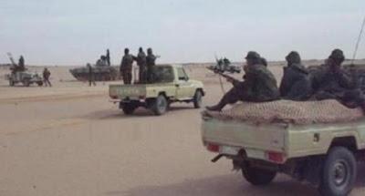 مقتل  موريتانيين  أثناء مطاردتهم من طرف ميليشيات عصابات الإرهابية البوليساريو