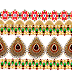 Textile saree border 5065