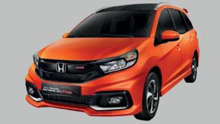 New Honda Mobilio hadir kembali dengan wajah yang lebih nyentrik
