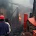 चंद्रपुरातील झी बाजार दुकानाला भीषण आग