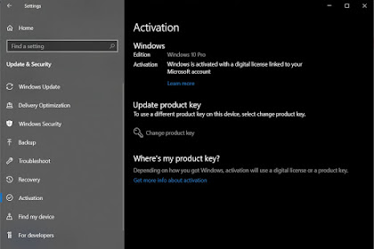 Cara Mudah Aktivasi Windows 10