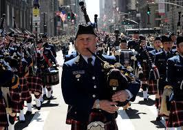 St patrick day new york parade