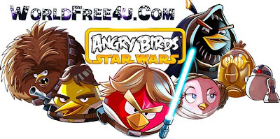 Cover Of Angry Birds Star Wars (2012) Pc Game