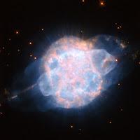 Planetary Nebula NGC 3918
