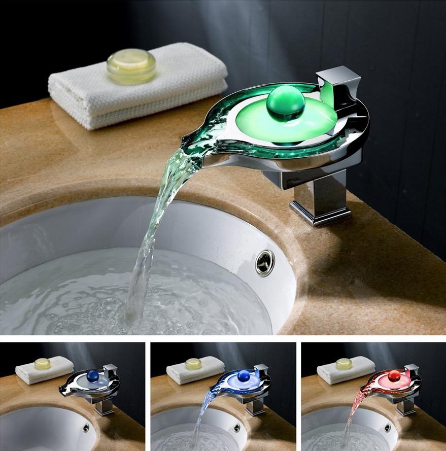 LED-Faucet