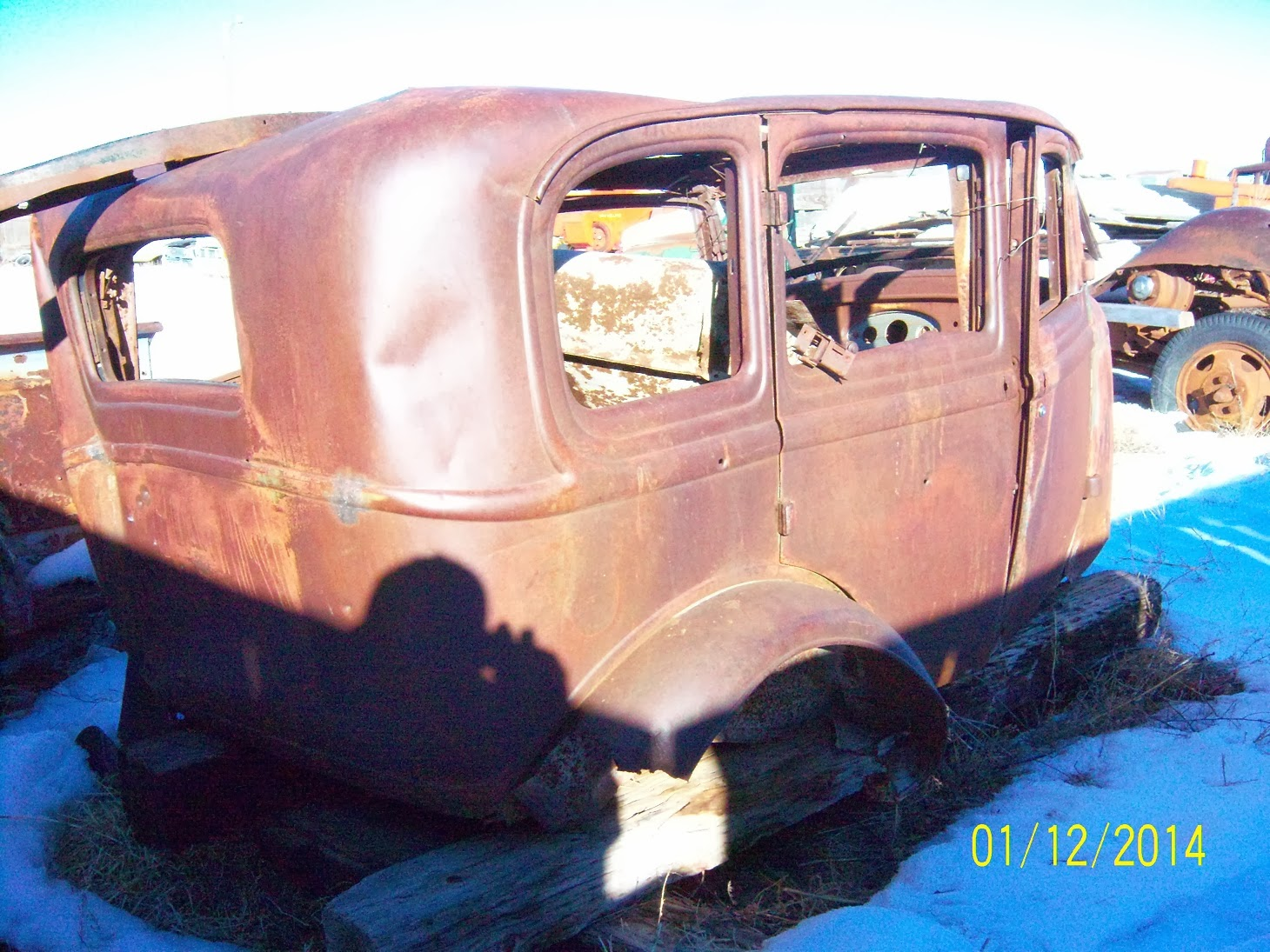 VAPHEAD: 1932 Ford sedan for sale