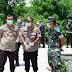 Pemakaman Ibunda Jokowi Kodim Karanganyar Lakukan Protokoler Kesehatan Dengan Ketat
